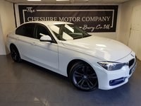 USED 2013 62 BMW 3 SERIES 2.0 318D SPORT 4d + 7 DEALER VISITS + 1 FORMER KEEPER