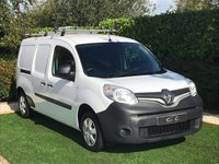 USED 2013 13 RENAULT KANGOO MAXI 1.5 LL21 CORE DCI 1d 90 BHP NO VAT TO PAY A VERY CLEAN AND CARED FOR  EXAMPLE WITH A FULL DETAILED SERVICE HISTORY WITH THE VERY USEFUL TWIN SLIDE LOADING DOORS AND FACTORY BULKHEAD BEHIND SEATS THIS VERSATILE VAN COULD ACCOMMODATE A VARIETY OF USES AND IS CLEAN ENOUGH AND READY FOR A COMPANY LOGO AND PROJECTS A PROFESSIONAL IMAGE. CAR LIKE TO DRIVE WITH USEFUL FEATURES LIKE AIRCON AND REMOTE LOCKING. THIS MODERN EFFICIENT LOW EMISSION VAN IS VERY LIVELY WITH SUPER LOW RUNNING COSTS AND AS BEEN PERFECTLY MAINTAINED