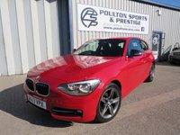 USED 2013 13 BMW 1 SERIES 2.0 116D SPORT 3d 114 BHP