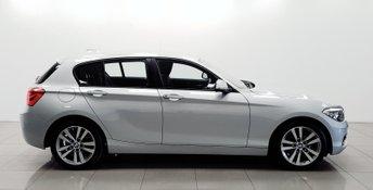 2016 BMW 1 SERIES 1.5 116D SPORT 5d 114 BHP £9950.00