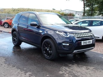2016 LAND ROVER DISCOVERY SPORT 2.0 TD4 HSE 5d AUTO 180 BHP £24450.00
