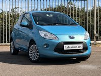 2009 FORD KA 1.2 ZETEC 3d 69 BHP £SOLD