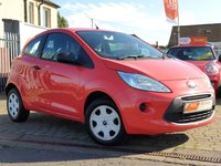 USED 2013 13 FORD KA 1.2 STUDIO 3d 69 BHP AS ALWAYS ALL CARS FROM EDINBURGH CAR STORE COME WITH 1 YEARS FULL MOT ,1 FULL RAC INSPECTION SERVICE AND 6 MONTH RAC WARRANTY INCLUDING  12 MONTHS RAC BREAKDOWN RECOVERY FREE OF CHARGE!      PLEASE CALL IF YOU DONT SEE WHAT YOUR LOOKING FOR AND WE WILL CHECK OUR OTHER BRANCHES.  WE HAVE  OVER 100 CARS IN DEALER STOCK
