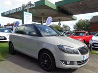 2013 SKODA FABIA 1.2 REACTION 12V 5d 68 BHP RARE CAR £4495.00