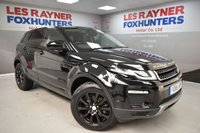 USED 2016 16 LAND ROVER RANGE ROVER EVOQUE 2.0 ED4 SE TECH 5d 148 BHP Sat Nav, Xenons, DAB Radio, Full Leather, Heated windscreen