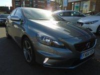 USED 2015 64 VOLVO V40 2.0 D4 R-DESIGN NAV 5d AUTO 187 BHP ULEZ EXEMPT