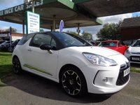 2014 CITROEN DS3 1.6 E-HDI DSTYLE PLUS 3d 90 BHP ONE FORMER KEEPER
