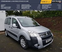 USED 2011 61 CITROEN BERLINGO 1.6 MULTISPACE XTR HDI 5d 91 BHP