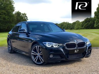 2017 BMW 3 SERIES 2.0 320D M SPORT 4d AUTO 188 BHP £18990.00