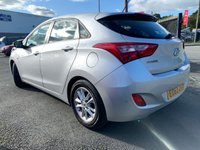 USED 2013 63 HYUNDAI I30 1.4 ACTIVE 5d 98 BHP  low low miles Full Dealer Service History and 2 Keys