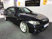 USED 2016 16 BMW 5 SERIES 3.0 530D M SPORT 4d AUTO 255 BHP