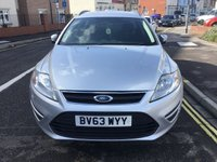 USED 2013 63 FORD MONDEO 2.0 EDGE TDCI 5d 138 BHP