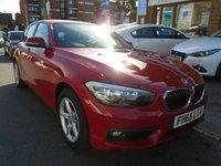USED 2015 65 BMW 1 SERIES 2.0 118D SE 5d AUTO 147 BHP ULEZ EXEMPT