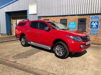 USED 2017 67 MITSUBISHI L200 2.4 DI-D 4WD BARBARIAN DCB 1d 178 BHP SAVE A FORTUNE ON A NEW PICK UP !!! 5 AVAILABLE IN STOCK !!!