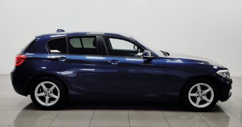 2016 BMW 1 SERIES 1.5 116D ED PLUS 5d 114 BHP £9950.00