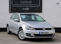 USED 2013 13 VOLKSWAGEN GOLF 1.4 S TSI BLUEMOTION TECHNOLOGY DSG 5d AUTO 120 BHP