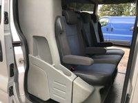 USED 2013 13 RENAULT TRAFIC SPORT FACTORY 6 SEAT CREW VAN KOMB LL29 LWB **NO VAT**