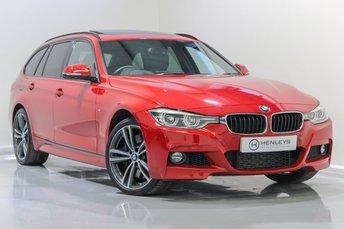 2016 BMW 3 SERIES 3.0 335D XDRIVE M SPORT TOURING 5d AUTO 308 BHP £23990.00