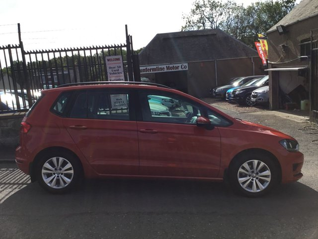 USED 2015 65 VOLKSWAGEN GOLF SV 2.0 SE TDI 5d 148 BHP ++GREAT BUY+FULL VW SERVICE HISTORY++