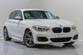2016 BMW 1 SERIES 3.0 M140I 5d AUTO 335 BHP £20490.00