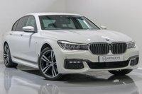 USED 2017 17 BMW 7 SERIES 3.0 740D XDRIVE M SPORT 4d AUTO 315 BHP