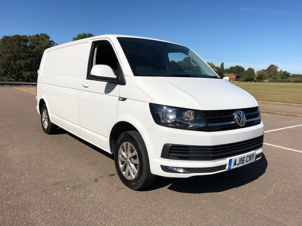 View our VOLKSWAGEN TRANSPORTER T30 TDI P/V HIGHLINE