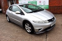 USED 2009 09 HONDA CIVIC 1.3 I-VTEC TYPE S 3d 98 BHP +JUST SERVICED +LOW INSURANCE.