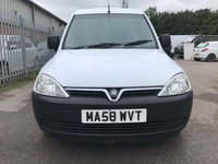 USED 2008 58 VAUXHALL COMBO 1300 CDTI 75PS 2000KG **NO VAT**