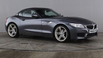 2016 BMW Z4 2.0 Z4 SDRIVE20I M SPORT ROADSTER 2d 181 BHP £17490.00