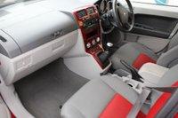 USED 2006 56 DODGE CALIBER 2.0 SXT SPORT 5d 139 BHP DIESEL RED