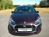 USED 2016 DS DS 3 1.6 BLUEHDI ULTRA PRESTIGE S/S 3d 118 BHP Leather Seats Reversing Camera, Great Mileage for age