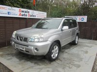USED 2005 55 NISSAN X-TRAIL 2.2 SPORT DCI 5d 135 BHP FINANCE AVAILABLE FROM £16 PER WEEK OVER TWO YEARS - SEE FINANCE LINK FOR DETAILS