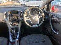 USED 2012 12 VAUXHALL ASTRA 1.4 GTC SPORT S/S 3d 118 BHP LONG MOT TILL MARCH 2020