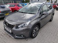 USED 2016 66 PEUGEOT 2008 1.2 PURETECH ALLURE 5d 82 BHP IN METALLIC GREY WITH 50,500 MILES AND A FULL SERVICE HISTORY APPROVED CARS AND FINANCE ARE PLEASED TO OFFER THIS PEUGOET 2008 ALLURE 5 DOOR IN METALLIC GREY WITH 50,500 MILES AND A FULL SERVICE HISTORY. THIS VEHCILE HAS A MASSIVE SPEC SUCH AS BLUETOOTH, HALF LEATHER INTERIOR, SAT NAV, CRUISE CONTROL, CLIMATE CONTROL PARKING SENSORS (REAR) ELECTRIC FOLD IN MIRRORS AND MUCH MORE. THIS VEHICLE HAS A GREAT SPEC AND HAS BEEN WELL MAINTAINED WITH ITS FULL SERVICE HISTORY FOR FURTHER INFORMATION PLEASE CALL ON 01622871555