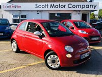 2013 FIAT 500 1.2 Colour Therapy £4599.00