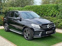 USED 2016 66 MERCEDES-BENZ GLE-CLASS 3.0 GLE 350 D 4MATIC AMG LINE PREMIUM 5d AUTO 255 BHP Black Full Leather Heated Electric Memory Seats with Contrast White Stitch, Command Satellite Navigation, Bluetooth Connectivity, DAB Radio, 20 Inch AMG Alloy Wheels, Side Steps, Automatic Led Intelligent Headlights with Power Wash, Factory Fitted Side Steps, Front and Rear Park Distance Control with 360 Cameras, Dual Zone Climate Control, Leather Multi Function Steering Wheel, Cruise Control, Electric Twin Sunroof's, Remote Power Tailgate, Detachable Towbar with Electrics