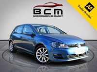 USED 2014 14 VOLKSWAGEN GOLF 2.0 GT TDI BLUEMOTION TECHNOLOGY DSG 5d AUTO 148 BHP