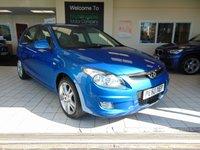2010 HYUNDAI I30 1.6 PREMIUM 5d 124 BHP £3770.00