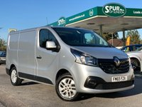 USED 2015 65 RENAULT TRAFIC 1.6 SL27 SPORT DCI S/R P/V 1d 115 BHP SAT NAV, Air Con, Only 30,000 Miles, Cruise Control.