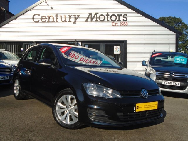 2013 13 VOLKSWAGEN GOLF 1.6 SE TDI BLUEMOTION TECH 5d - MK7 NEW SHAPE