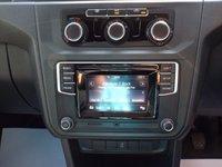 USED 2016 16 VOLKSWAGEN CADDY 2.0 C20 TDI TRENDLINE 1d 101 BHP