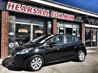 USED 2014 14 PEUGEOT 208 1.2 ACCESS PLUS 5d 82 BHP