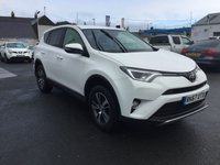 2017 TOYOTA RAV4 2.0 D-4D BUSINESS EDITION TSS 5d 143 BHP £15950.00