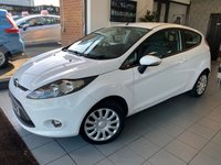 2011 FORD FIESTA 1.2 EDGE 3d 81 BHP £4495.00