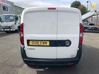 USED 2016 16 VAUXHALL COMBO 1.3CDTi 2000 L1H1 90 BHP Panel Van