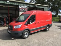 2014 FORD TRANSIT 2.2 310 ECONETIC L2 H2 124 BHP £7950.00