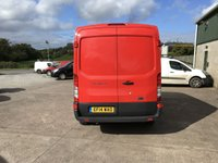 USED 2014 14 FORD TRANSIT 2.2 310 ECONETIC L2 H2 124 BHP