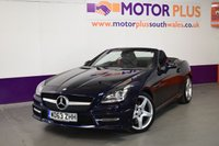 2014 MERCEDES-BENZ SLK 1.8 SLK200 BLUEEFFICIENCY AMG SPORT 2d AUTO 184 BHP £15480.00