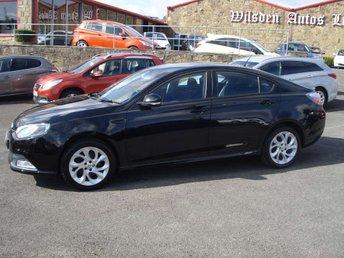 2015 MG 6 1.8 SE GT DTI 5d 150 BHP £5499.00