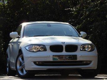 2010 BMW 1 SERIES 2.0 118D SPORT 5d 141 BHP £4990.00